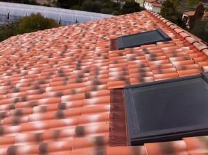 Installation fenetre de toit Mane