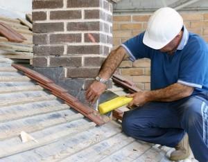 Renovation de pied de cheminée Brax